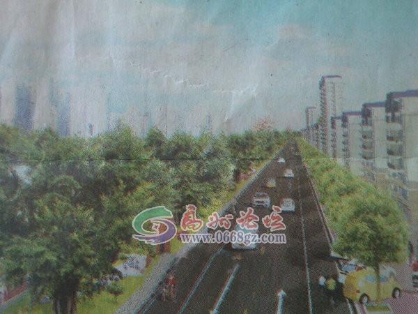 鉴江河综合整治工程 二期 动工建设高清图片